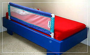 Safety 1st Bed Rail Blue