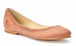 *NEW* FRYE Carson Leather Ballet Flats size 7