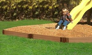 Garden Border or Playground/Sandbox Border Kit