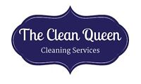 Professional Residential Cleaning Service Spots Available