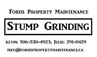 STUMP GRINDING, TREE SERVICES, HEDGE TRIMMING AND SHRUB  REMOVAL