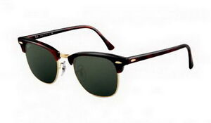 Ray-Ban Clubmaster Classic Black, RB3016 | Ray-Ban® USA