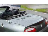 MGTF xpower grey boot lid