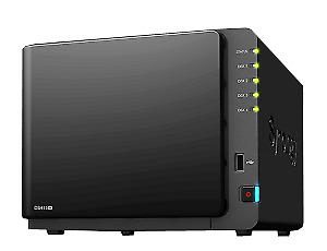 NAS Synology DS415+ avec 24TB de stockage (WD Red)