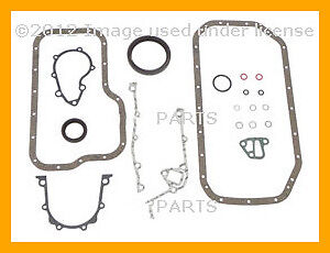 BMW M3 1988 1989 1990 1991 Elring Klinger Engine Gasket Set - Engine Block