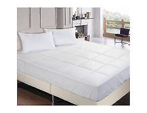 Permafresh Polypropylene Mattress Pad Cal. King, New