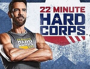 22 Minute Hard corps **Still Sealed**