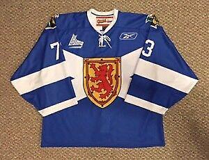 Halifax Mooseheads Nova Scotia jersey