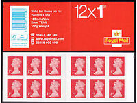 1st Class Stamps Royal Mail x 12
