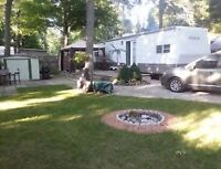 2005-42ft Park model Trailer located in Sauble Beach !great lot