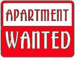 Apartment 1 1/2 or Bachelor/studio wanted
