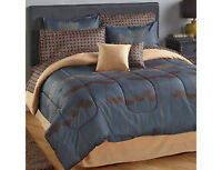 Townsend 15pc Bed Set-Queen , New