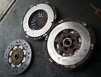 Clutch dual masse 100 000kilo volks,audi 6vitesses