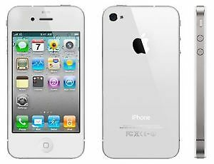 IPHONE 4S 32GB UNLOCKED - WHITE
