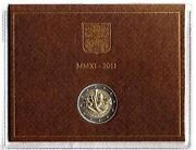 2 Euro Vatikan 2011