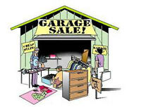 Royal York and Eginton Garage and Moving Sale