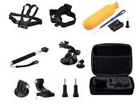 Gopro Accessories 13 pcs kit for Gopro Hero3 3+ 4