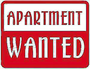 Wanted 2 Bedroom Apartment- All Inclusive