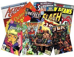 Comics in allen Ausführungen