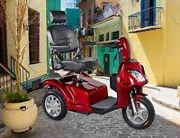 TRIPORTEUR Fun E-Cycle confortable et rapide à 500$ de RABAIS