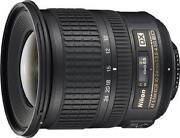 Nikon 10-24MM Af-s
