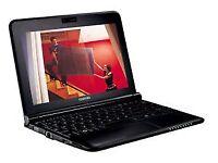 CHEAP NETBOOK LAPTOP 2GB 160 GB WEBCAM WIFI WINDOWS 7 OFFICE
