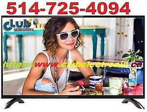 MEGA VENTE TV SAMSUNG LG VIZIO HAIER  LED 4K TABLETTES IPAD IPOD