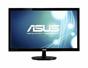 ASUS 21.5 Monitor VS228H-P High Definition Gaming 60f/s