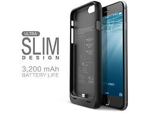 iPhone 6 Battery Case Apple iPhone 6 4.7 , 3200MAH Sealed Box