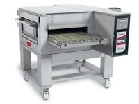 Zanolli 08/50V Gas Conveyor Pizza Oven 20 inch NEW