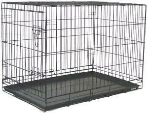 Large Dog Kennel Ebay