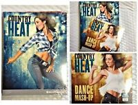 Country Heat workout DVDS - Autumn Calabrese