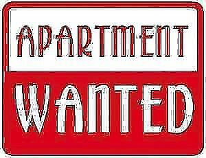 Looking for an apartment to rent