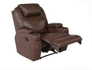 Leather Recliner Chair  sc 1 st  eBay : recliner chair ebay - islam-shia.org