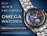 Watch Vault NYC
