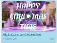 Elly Space: Happy Christmas Time (MP3) - Song about Christmas