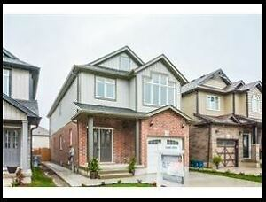 Beautiful home available for rent in Kitchener from Sep 1st !