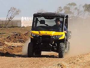 Can Am Defender HD8 Pro EX- DEMO  Stock # 100694 Evanston Gawler Area Preview