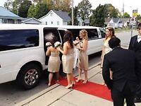wedding limo service Budget stretch limo rental
