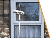 Professional Window Cleaning Service (Residential/Industrial)