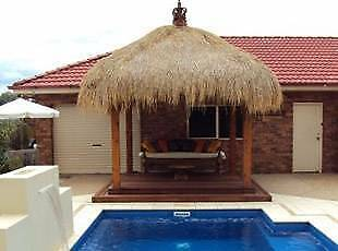 Bali Huts, Gazebos, Decking DIY or installed we have you covered