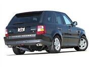 Range Rover Sport Exhaust