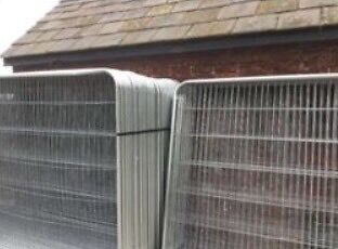 Heras Style Fencing Panels🔩Security Fencing