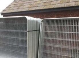 🌈New Security Heras Style Security Fencing Panels • New