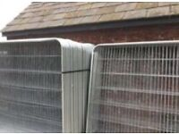 🌹New Security Heras Style Security Fencing Panels • New Panels