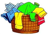 Laundary Service for you
