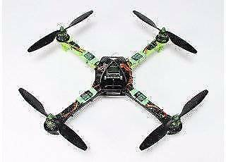 Custom 450 Quadcopter RTF!! (FPV!)