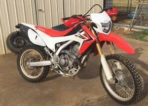 2012 Honda CRF 250L Canowindra Cabonne Area Preview