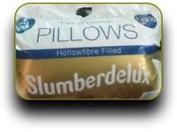 2 Pack Luxury Ever Full Hollow Fibre Pillows