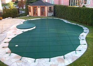 POOL SAFETY COVERS - BEST PRICES AROUND (installation included)